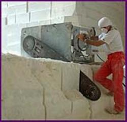 طرح توجیهی سنگ بری سخت بر با ظرفیت 60 000 مترمربع در سال