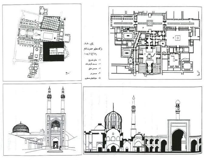 پاورپوینت بررسی سبک معماری آذری